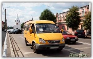 Маршруты автобусов Сызрани