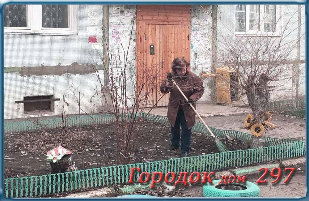 Субботние дома 297 по ул. Маршала Жукова