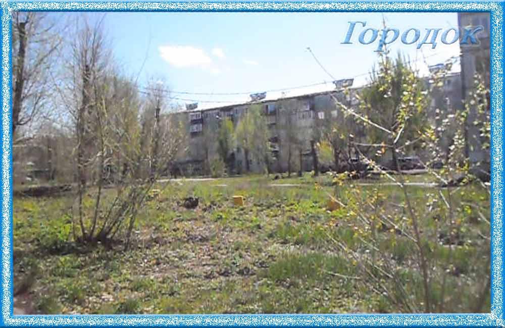 Благоустройство двора многоквартирных домов по ул. Маршала Жукова