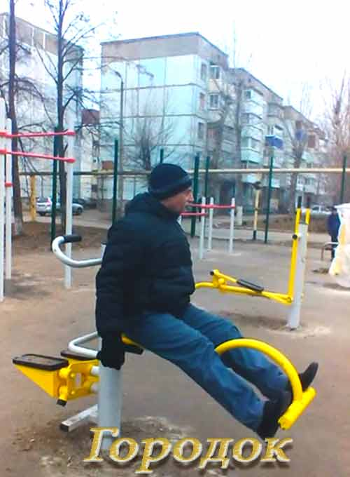 Новый спортивный комплекс в Городке