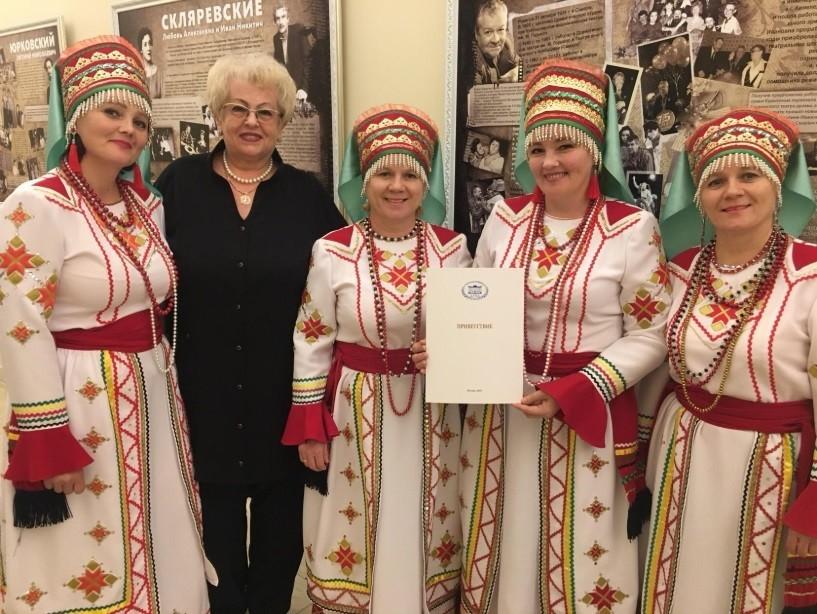 Фестиваль финно-угорских народов