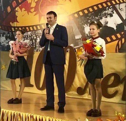 Евгений Серпер продолжает работу в регионе в рамках депутатской недели.