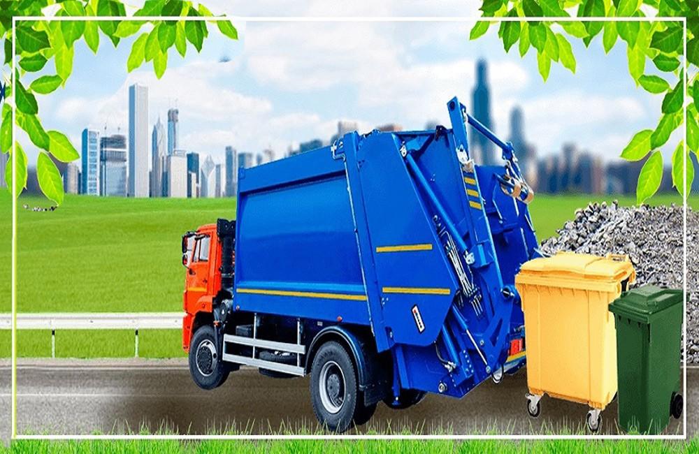 Вывоз твердых коммунальных отходов