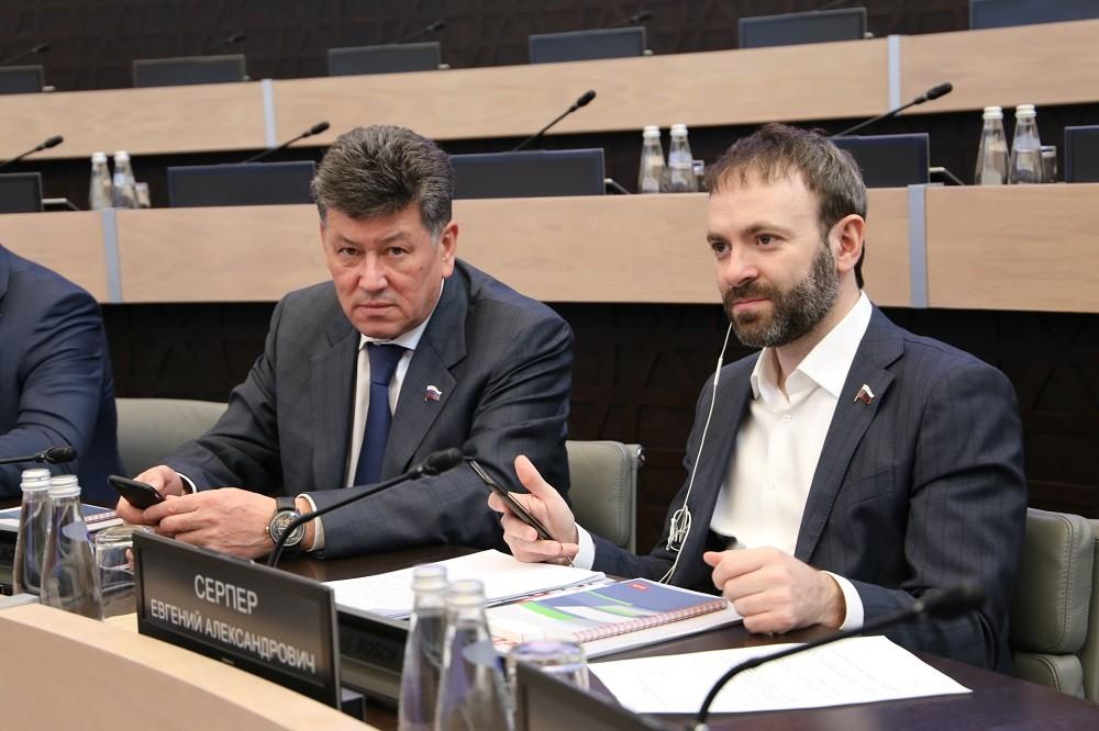 Выездное заседание Госдумы