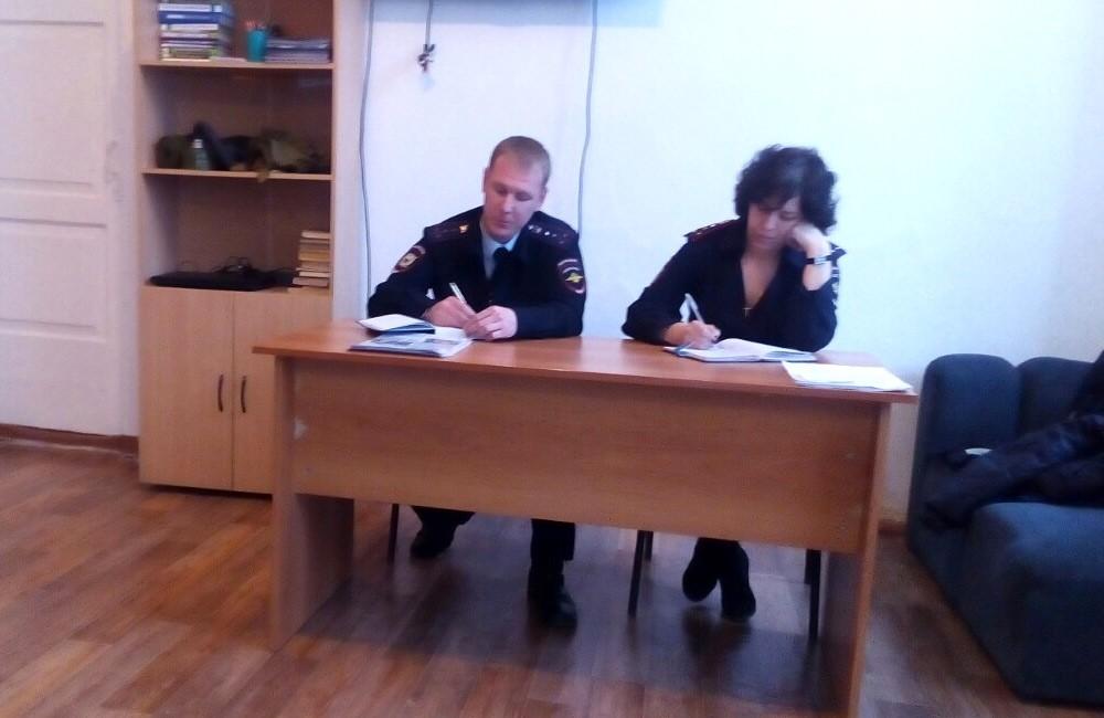 Участковый полиции ОУУП и ПДН МУ МВД России Сызранское