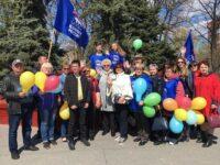 День Весны и Труда отметили в Сызрани