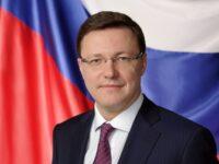 Наш губернатор Дмитрий Азаров награжден Орденом Дружбы