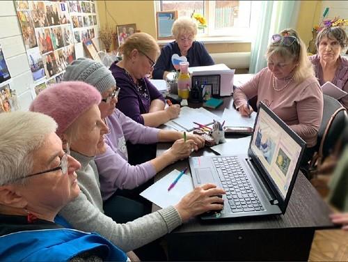 Бесплатное компьютерное обучение для пенсионеров