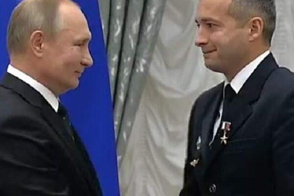 Дамир Юсупов получил звезду Героя России.