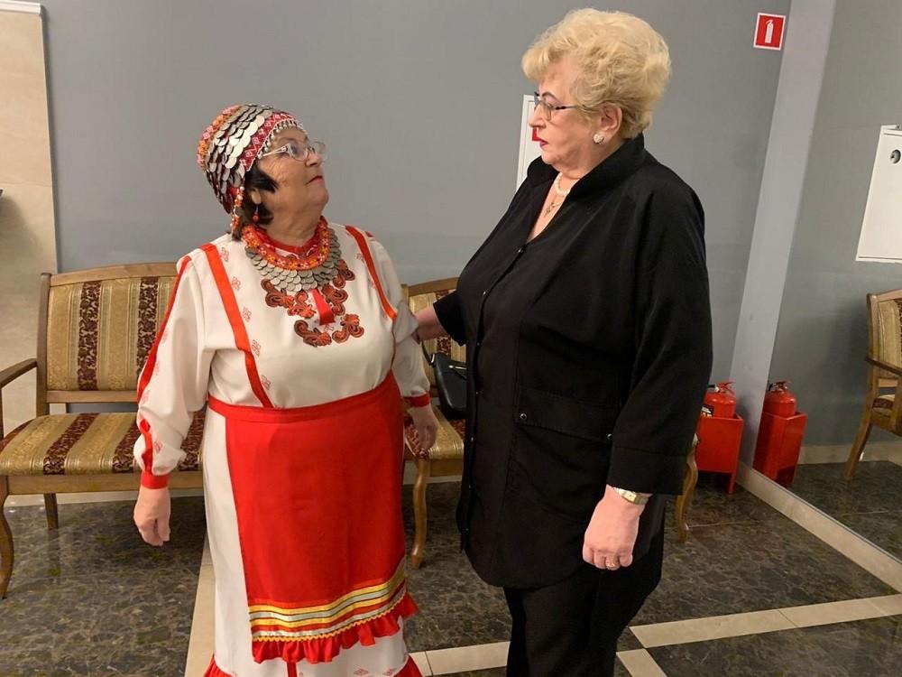 Межрегиональный фестиваль финно-угорских народов «Паронь пандома» («Дарить добро»)