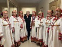 Межрегиональный фестиваль финно-угорских народов «Паронь пандома»