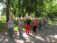 «Активное долголетие» в Сызрани