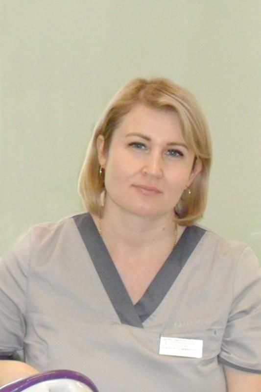 Иванова Елена Владимировна стоматолог-ортопед
