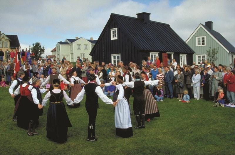 Пенсионеры Исландии