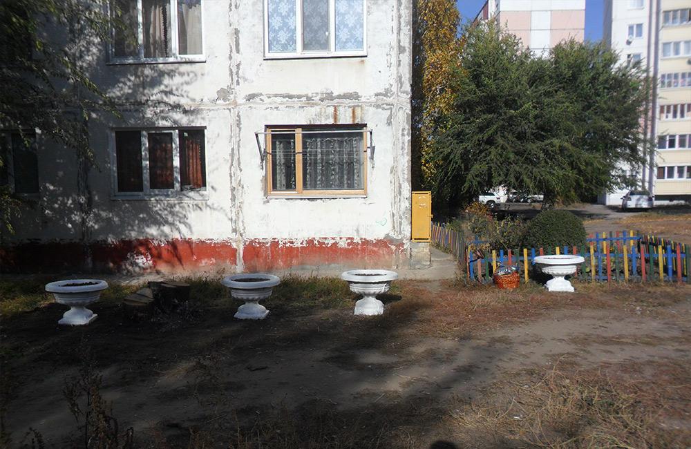 """Конкурс """"Зеленый двор"""""""