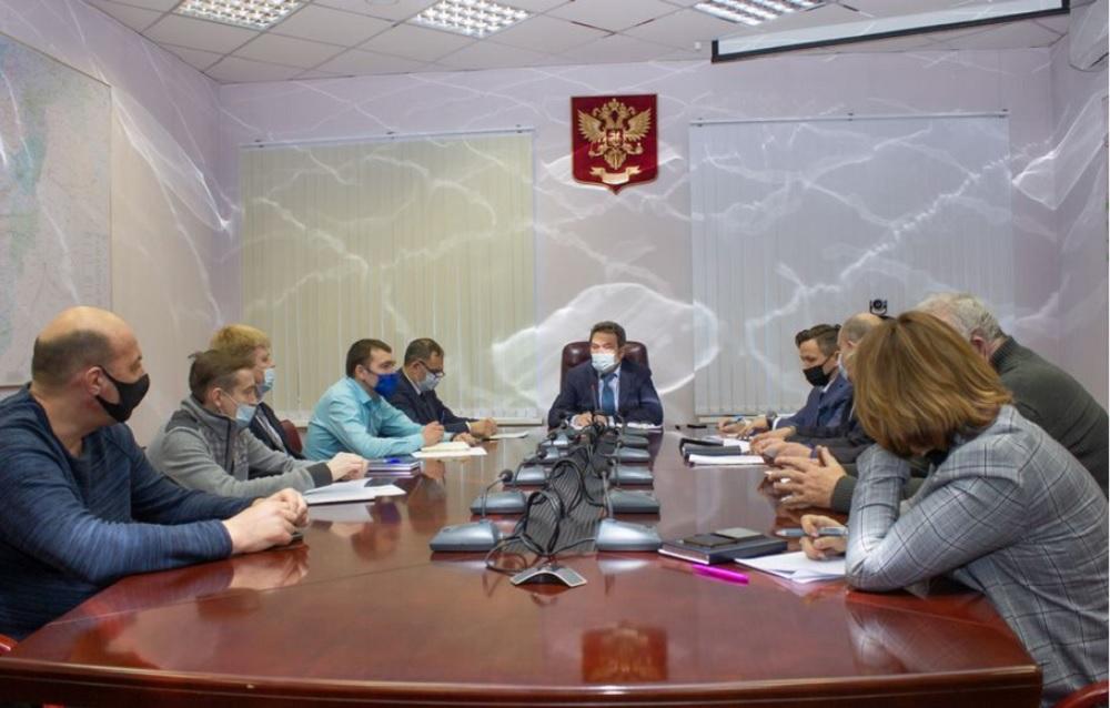 Совещание в Администрации Сызрани