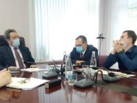Глава городского округа Сызрань провел рабочую встречу с председателями МКД