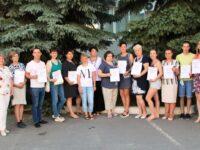 Сертификаты победителям Конкурса социальных инициатив-2021