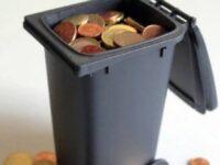 Ежемесячная компенсация за оплату услуг по вывозу мусора